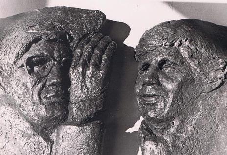 Tweeluik Familie Schopman 1986