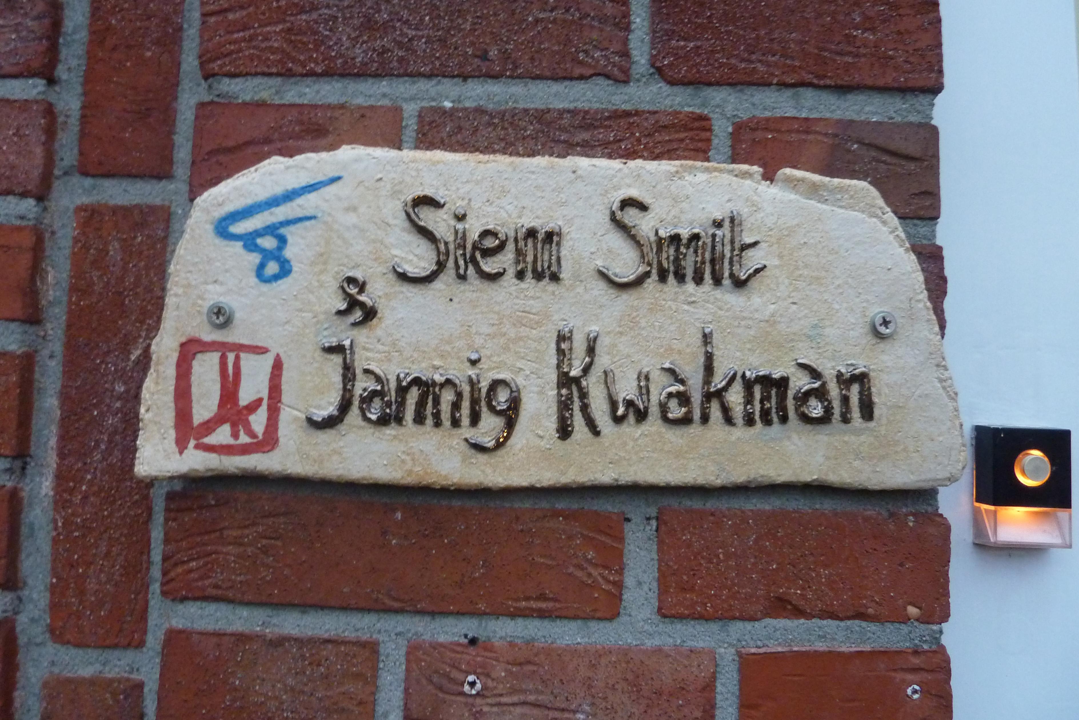Fam. Smit & Kwakman